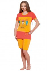 Пижама подрост. Wadima 70438