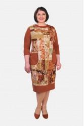 Платье Lila 52432