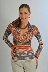 Блуза Lila 8118