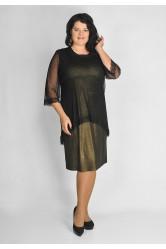 Платье с туникой   Lila 52673