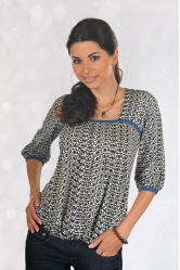 Блуза Lila 9265