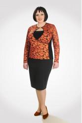 Блуза  Lila 8195