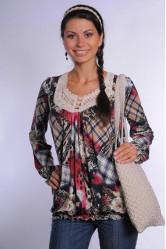 Блуза Lila 0186