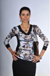 Блуза Lila 7269