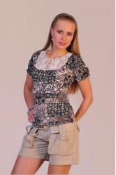 Блуза Lila 9323