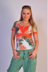 Блуза Lila 9329