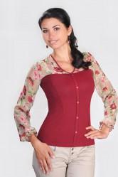 Блуза Lila 9158