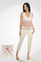 Блуза Lila 7452