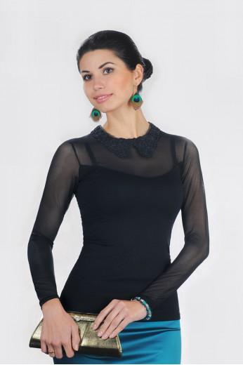 Блузка Из Сетки