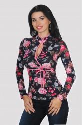 Блуза Lila 8105